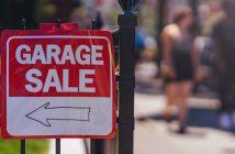 garageverkoop yard sale garage sale