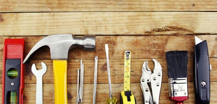 wat moet er zeker in je gereedschapskist